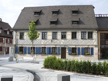 Grossansicht in neuem Fenster: Städtisches Museum Zirndorf in der Spitalstraße