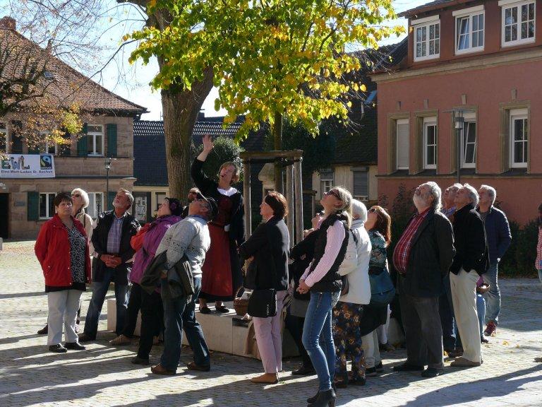 Grossansicht in neuem Fenster: Kirchweih-Mundartführung des Zirndorfer Museums