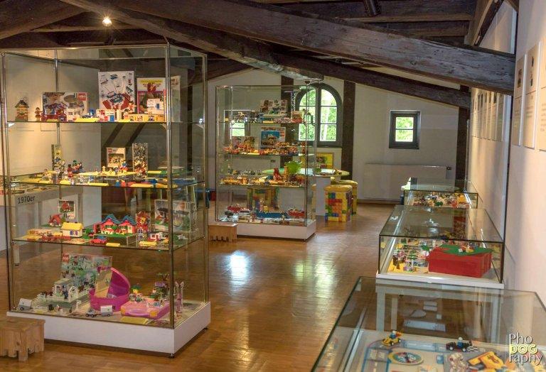 Grossansicht in neuem Fenster: LEGO Sonderausstellung Gesamt 2